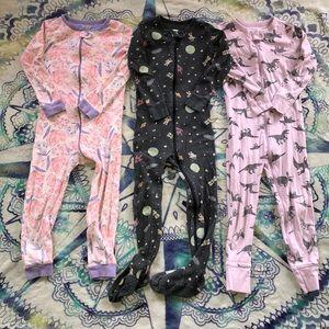 3 Piece Pajama Lot